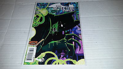 Detective Comics # 35 The New 52! (DC, 2014) Monsters of the Month Variant