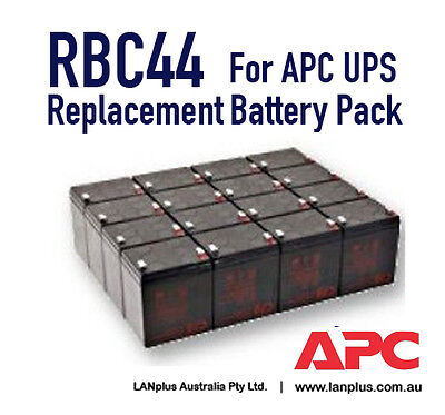 CSB OEM APC RBC44 Replacement Battery Pack Smart UPS RT3000 RT5000 SURTD3000