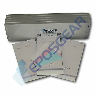 200 XL NCR Copy Triplicate Restaurant Cafe Pub Takeaway Food Numbered Order Pads