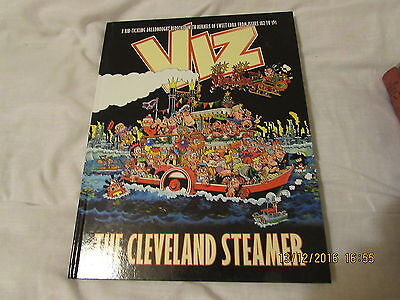 Viz -  The   Cleveland  Steamer    Very  Good  Condition