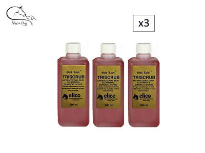 Hibiscrub Antibacterial Skin Cleanser - 500ml 5litre FREE DELIVERY