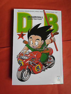Dragon Ball- Evergreen Edition- N°5- Di:akira Toriyama- Manga Star Comics