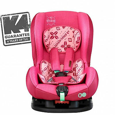 New Cosatto/koochi Kickstart 2 Group 1 Baby Car Seat Child Carseat Bali