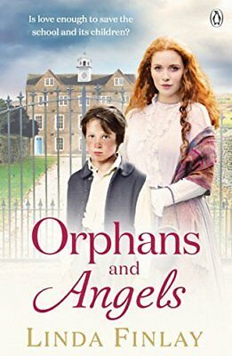 Orphans and Angels (The Ragged School Series) by Linda Finlay New Paperback Book
