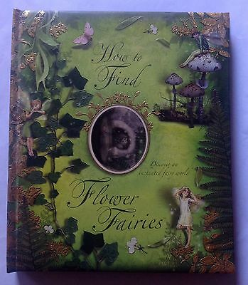 How To Find Flower Fairies. Large Hardback. Cicely Mary Barker