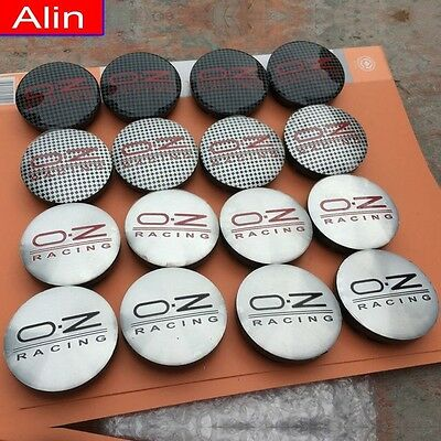Oz Racing Centre Caps - 56mm Wheel Caps - All Colours Available  - New Alloy