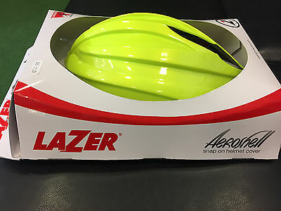 Lazer Genesis/Grace Aeroshell Flash Yellow Medium