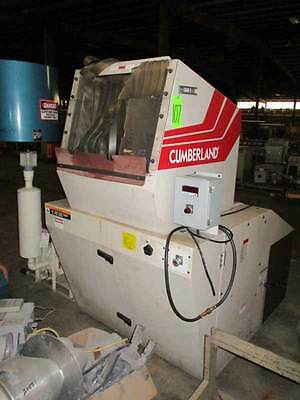 Cumberland Model 1628X Granulator 40 Hp