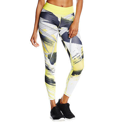 adidas Womens Performance Ultimate Fit Asia Running Training Gym Leggings Tight