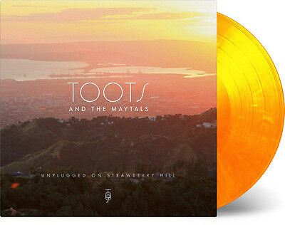 Toots & Maytals - Unplugged On Strawberry Hill [New Vinyl LP] Colored Vinyl, 180