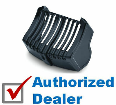 Kuryakyn Black Precision Oil Cooler Cover Trim Accent Harley Touring Bagger 2017