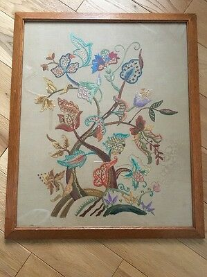 Large Embroidery Sampler /picture