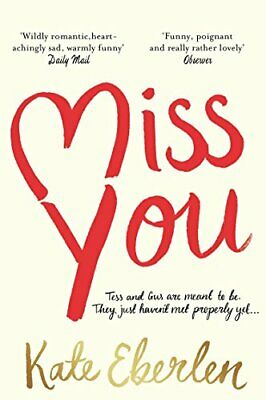Miss You by Eberlen, Kate Book The Cheap Fast Free Post