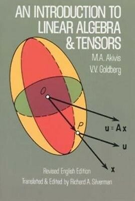 An Introduction to Linear Algebra and Tensors by M. A. Akivis Paperback Book (En