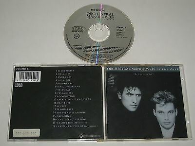 Orchestral Manoeuvres in the dark / Omd / the Best of Omd ( CDMOD1 / Virgin)