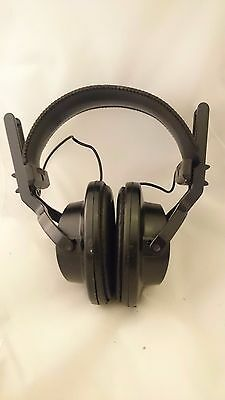 SONY DR-S3 1980's VINTAGE DYNAMIC STEREO HEADPHONES MADE IN JAPAN