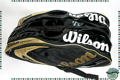 Sac de raquettes de tennis Wilson Tour bag K Factor