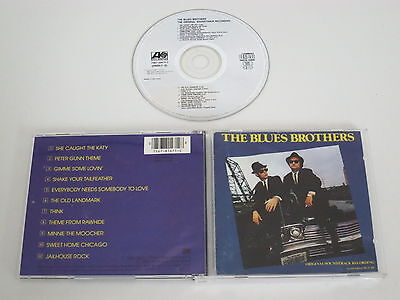 The Blues Brothers/ Soundtrack/ The Blues Brothers (Atlantic 7567-81471-2) CD