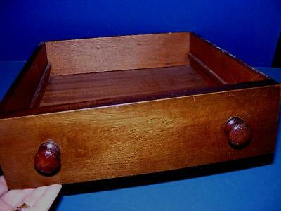 ANTIQUE Wooden DRAWER for MARTHA WASHINGTON Cabinet Stand REPLACEMENT REPAIR FIX