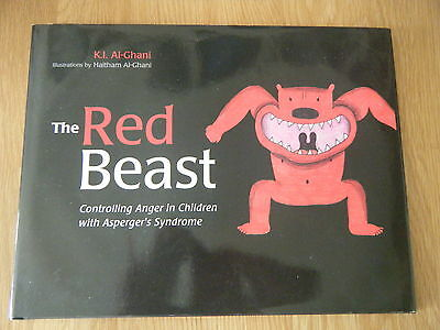 The Red Beast New Hardback Controlling Anger In Children Asperger Syndrome