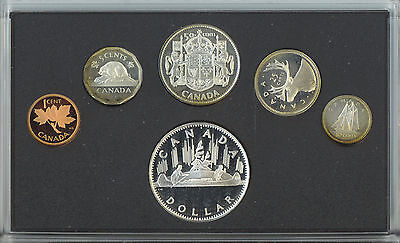 Canada 1953-2003 RCM Special Edition Silver Proof Set Coronation Queen Elizabeth