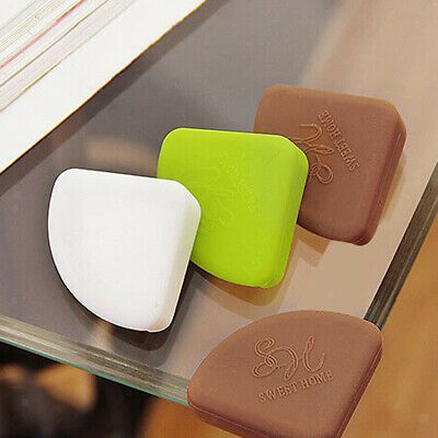 4 Pieces Thick Silicone Baby Corner Protectors,Child Proof Corner Safety Bumpers