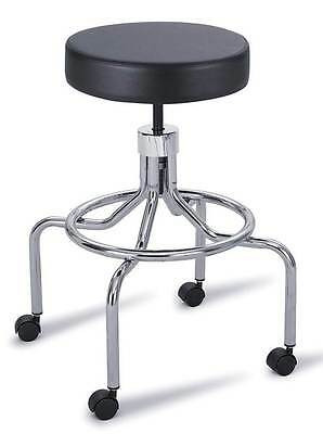 Lab Stool Manual High Base in Black [ID 34602]