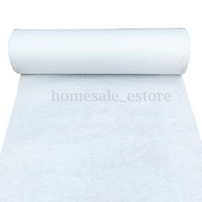 33FTx4FT White Carpet Aisle Runner Wedding Party Event Decoration Mats Rugs