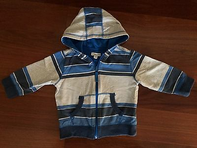 Size 2 Boys Winter Pumpkin Patch Hoodie Jumper