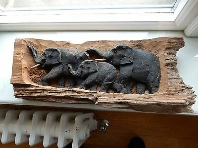 AFRICAN TRIBAL    20TH c  ex Country house Ethnographic Collection  Elephant b