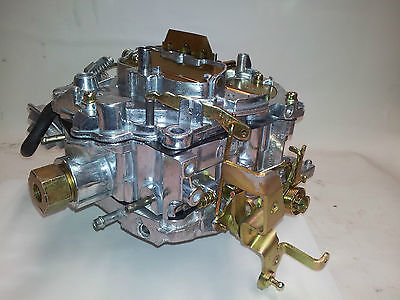 Recon Rochester Carb Suit  Vl Commodore 308 Polished