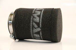 RAM AIR RACE FILTER 78mm LONG x 78mm WIDE - 52mm FITTING FREEPOST