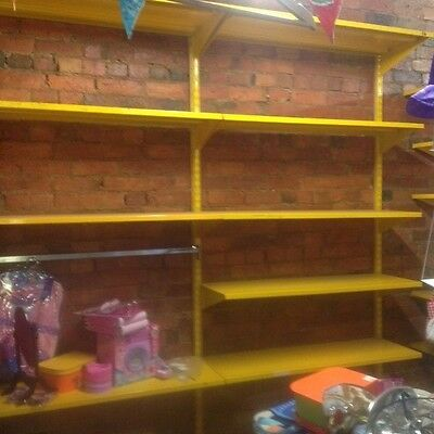 Shop Shelving and Slat Racks