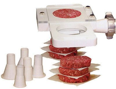 NEWHamburger Universal Patty Attachment
