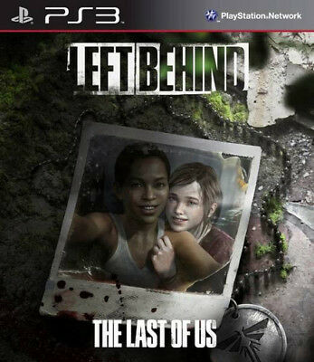 the last of us left behind independiente para PS3