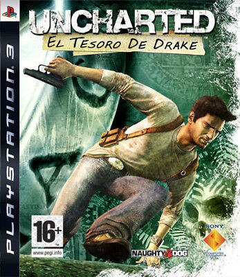 uncharted para PS3