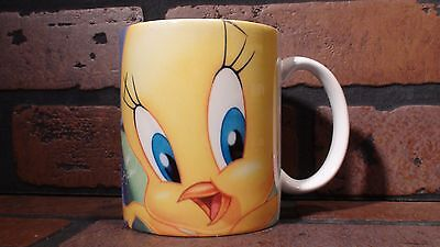 TWEETY BIRD Coffee Mug NEW 1998 Looney Tunes