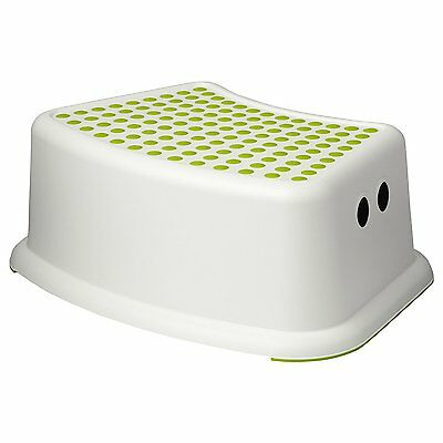 IKEA  Kids Step Stool 37cm Anti Non-Slip Children Potty Training Plastic Kitchen
