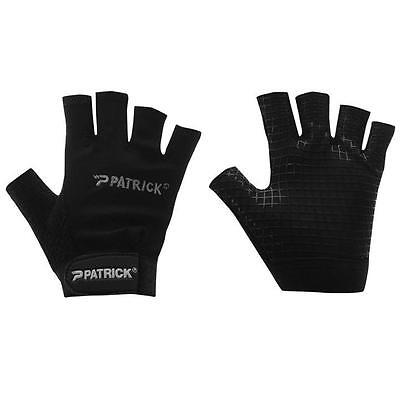 New Patrick Mini/Junior/Kids Rugby Silicon Grip Gloves/Mitts/Mits. 6-12 yrs