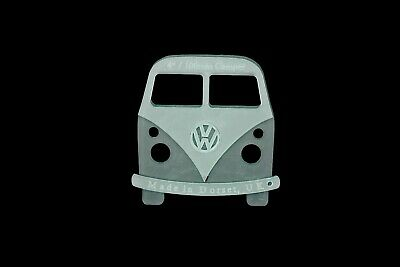 """Acrylic Campervan Front Craft/sewing Template - 4""""/10Cm"""