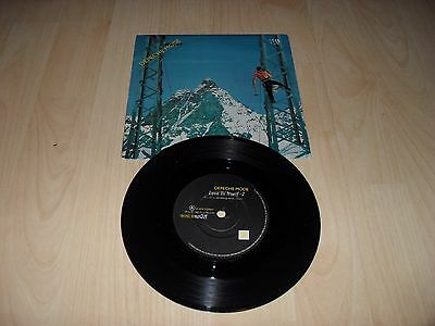 "Depeche Mode - Love In Itself 2 (Uk 1983 7"" Inch Single) Excellent Condition"