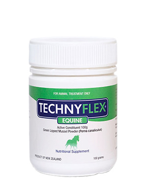 Technyflex Equine Greenlipped Mussel Anti-Inflammatory Joint Supplement 100 gram