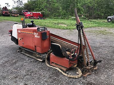 1997 Ditch Witch JT920 Directional Drill Complete Set Up With Parts Machine