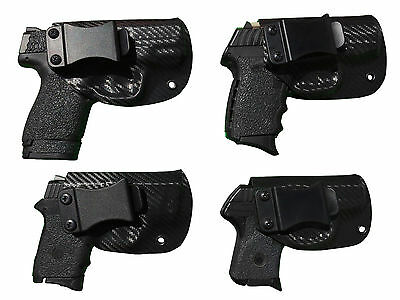 "Taurus 738 TCP 380 Custom Kydex IWB Holster Tactical CCW ""INSIDE THE WAISTBAND"""