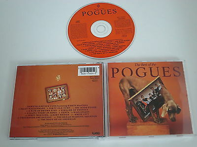 The Pogues/the Best Of The Piogues(Wea 9031-75405) Cd Album