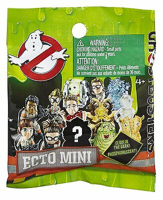 Ghostbusters ECTO Mini Figures Blind Packs (1x Random figures supplied)