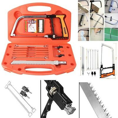 11 in 1 Multi-functional Magic Bow Saw Hand Kit Steel Glass Tile Working Tools