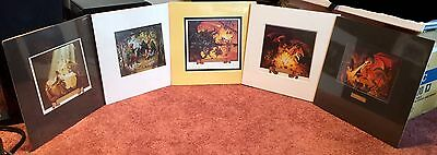 Lord Of The Rings Hildebrandt Lot 1