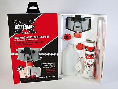 Kettenmax Bike Cycle Bicycle Chain Cleaning & Lubricating Set