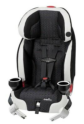 NEW! Evenflo Securekid DLX BOOSTER CAR SEAT, BABY, LATCH Technology, Grayson